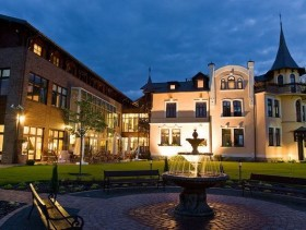 Willa Piast SPA & Wellness Hotel*** w Ciechocinku