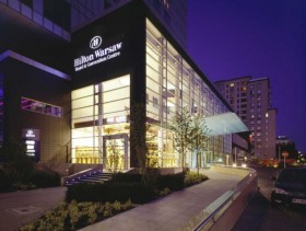 Hilton Warsaw Hotel & Convention ...